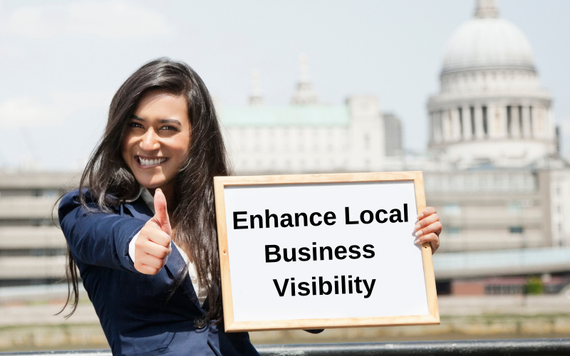 Enhance Local Business Visibility